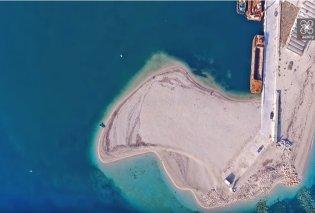 Μία παραλία, χίλια πρόσωπα – Όταν η φύση κάνει τα μαγικά της δημιουργεί μέρη σαν την Αμμόγλωσσα Λευκάδας (Βίντεο) - Κυρίως Φωτογραφία - Gallery - Video