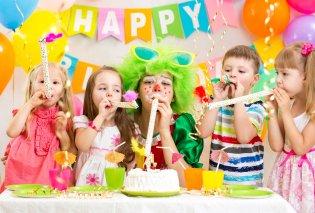 Ο Σπύρος Σούλης μάς προτείνει ιδέες για το απόλυτο παιδικό πάρτι γενεθλίων - Κυρίως Φωτογραφία - Gallery - Video