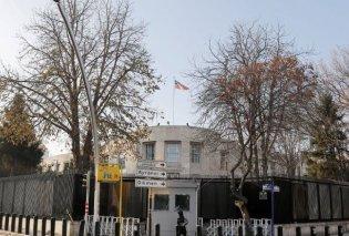 Στα άκρα οι σχέσεις ΗΠΑ - Τουρκίας: Πυροβολισμοί εναντίον της αμερικανικής πρεσβείας στην Άγκυρα (Φωτό & Βίντεο) - Κυρίως Φωτογραφία - Gallery - Video