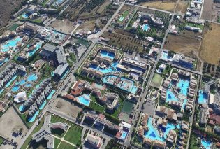 Κολύμπια Ρόδου: Κι όμως! Υπάρχει χωριό στην Ελλάδα που έχει μόνο… ξενοδοχεία (Βίντεο) - Κυρίως Φωτογραφία - Gallery - Video