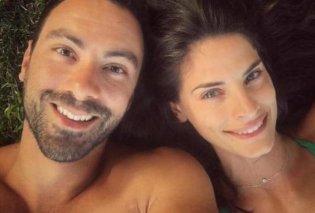 Να πώς μας ευχήθηκε το «εθνικό ζεύγος», Σάκης Τανιμανίδης και Χριστίνα Μπόμπα (Φωτό) - Κυρίως Φωτογραφία - Gallery - Video