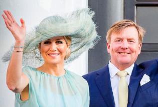 Όλη η γκάμα των χρωμάτων & τα στυλ στην πλούσια γκαρνταρόμπα της βασίλισσας Maxima της Ολλανδίας (φωτο) - Κυρίως Φωτογραφία - Gallery - Video
