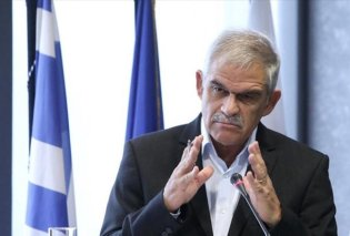 Έκτακτη είδηση: Παραιτήθηκε ο Νίκος Τόσκας - Κυρίως Φωτογραφία - Gallery - Video