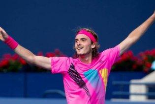 Ο Στέφανος Τσιτσιπάς στον μεγάλο τελικό του Masters 1000 Rogers Cup αποκλειστικά στην COSMOTE TV (βιντεο) - Κυρίως Φωτογραφία - Gallery - Video