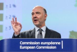 Πιερ Μοσκοβισί: Η Ελλάδα μπορεί επιτέλους να γυρίσει σελίδα - Κυρίως Φωτογραφία - Gallery - Video