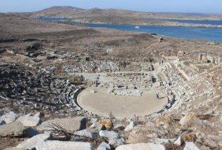 Δήλος: Εκτυφλωτική ομορφιά στο ιερό νησί με τους αμύθητους αρχαίους θησαυρούς  - Κυρίως Φωτογραφία - Gallery - Video