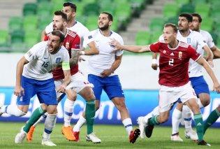 Ουγγαρία 2-1 Ελλάδα: Πλήρωσε την κακή αμυντική λειτουργία στο πρώτο ημίχρονο η Εθνική  - Κυρίως Φωτογραφία - Gallery - Video