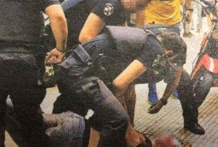 Νέο βίντεο από την σύλληψη του Ζακ Κωστόπουλου - Κυρίως Φωτογραφία - Gallery - Video