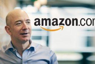 Τζομπς vs Μπέζος: Η Amazon δεύτερη εταιρεία μετά την Αpple - 1 τρισ. δολάρια η αξία της - Κυρίως Φωτογραφία - Gallery - Video