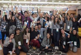 Πρόγραμμα Υποτροφιών COSMOTE 2018: Ξεκινούν οι δηλώσεις συμμετοχής για πρωτοετείς φοιτητές    - Κυρίως Φωτογραφία - Gallery - Video