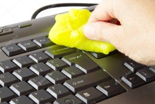 Καθαρίστε σωστά το πληκτρολόγιό σας για να πάψει να αποτελεί πηγή μικροβίων - Κυρίως Φωτογραφία - Gallery - Video