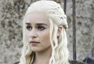 Η Emilia Clarke έκανε τατουάζ το Game of Thrones και λιποθύμησε από τον πόνο - Κυρίως Φωτογραφία - Gallery - Video