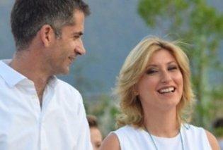 Σία Κοσιώνη - Κώστας Μπακογιάννης: Βάφτισαν τον γιο τους - ποιο όνομα του έδωσαν (φώτο-βίντεο) - Κυρίως Φωτογραφία - Gallery - Video