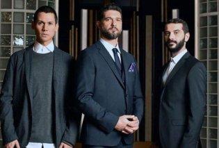 Να πως ετοιμάζεται ο σεφ Λεωνίδας Κουτσόπουλος για το Master Chef με τα άλλα δύο... αγόρια   - Κυρίως Φωτογραφία - Gallery - Video