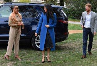 H Μέγκαν καταπατά το πρωτόκολλο ξανά: Πήγε με τη μητέρα της, που φορούσε παντελόνι, σε επίσημη βασιλική εκδήλωση  (Φωτό & Βίντεο) - Κυρίως Φωτογραφία - Gallery - Video