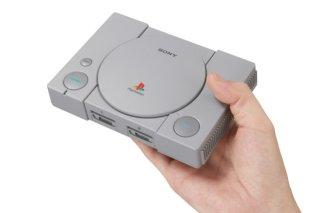 Sony: Επανακυκλοφορεί το PlayStation 1 - Σε μικρότερο μέγεθος και με κλασικά παιχνίδια - Κυρίως Φωτογραφία - Gallery - Video
