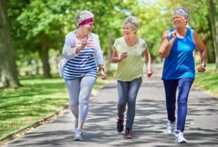 Έρευνα: Το περπάτημα κάνει καλό στις γυναίκες - Μειώνει κατά πολύ τις πιθανότητες εκδήλωσης καρδιακής ανεπάρκειας - Κυρίως Φωτογραφία - Gallery - Video