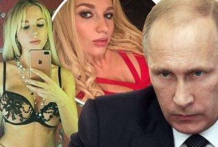 Ρωσίδα καλλονή: Ο Πούτιν δηλητηρίασε εμένα και τον άνδρα μου με ποντικοφάρμακο και χαροπαλεύει - Η δραματική σκηνή της κατάρρευσης (Φωτό) - Κυρίως Φωτογραφία - Gallery - Video
