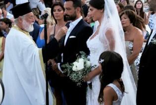Και το κορυφαίο βίντεο του γάμου στη Σίφνο : η κουμπάρα Μαρίνα Βερνίκου τους εύχεται με drone !!!! - Κυρίως Φωτογραφία - Gallery - Video
