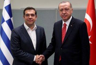 Ο Ερντογάν προσκάλεσε τον Τσίπρα στην Κων/πολη - «Βελτιωμένο κλίμα στη συνάντηση των δύο ηγετών» (Βίντεο) - Κυρίως Φωτογραφία - Gallery - Video