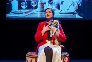 Η Ιζαμπέλλα Ροσσελλίνι έρχεται στη σκηνή του Μεγάρου Μουσικής Αθηνών  - Κυρίως Φωτογραφία - Gallery - Video