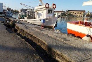 Ζάκυνθος: Εικόνα –1000 λέξεις! Ο σεισμός ανέβασε τη στάθμη της θάλασσας 1,5 μέτρο    - Κυρίως Φωτογραφία - Gallery - Video