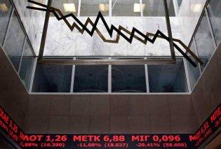 Χρηματιστήριο: Στο κόκκινο ο γενικός δείκτης - Πτώση 2,75% λόγω της κόντρας ΕΕ - Ιταλίας - Κυρίως Φωτογραφία - Gallery - Video