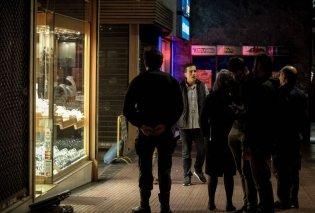 Συνταρακτικό βίντεο-ντοκουμέντο: Ουρλιαχτά & τρόμος  την στιγμή της ένοπλης  ληστείας σε κοσμηματοπωλείο της Αθήνας - Κυρίως Φωτογραφία - Gallery - Video