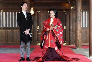Η 28χρονη Πριγκίπισσα Ayako της Ιαπωνίας απαρνήθηκε τίτλους και λεφτά: Παντρεύτηκε τον άνδρα της ζωής της (Φωτό & Βίντεο) - Κυρίως Φωτογραφία - Gallery - Video