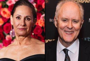Μπρόντγουεϊ: Η Λόρι Μέτκαλφ και ο Τζον Λίθγκοου θα υποδυθούν τη Χίλαρι και τον Μπιλ Κλίντον - Κυρίως Φωτογραφία - Gallery - Video