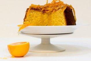 Κέικ πορτοκαλιού με υπέροχο άρωμα από τον Στέλιο Παρλιάρο - Κυρίως Φωτογραφία - Gallery - Video