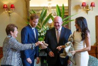 Σίδνεϋ: Αυτά είναι τα πρώτα δώρα για το μωρό του Χάρι και της Μέγκαν - Ποιος τα πρόσφερε (Φωτό & Βίντεο) - Κυρίως Φωτογραφία - Gallery - Video