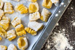 Η Αργυρώ Μπαρμπαρίγου σας φέρνει αρώματα Ιταλίας στο τραπέζι σας: Χειροποίητα  Νιόκι πατάτας - Κυρίως Φωτογραφία - Gallery - Video