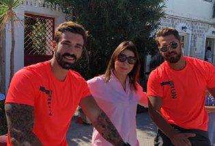 Με λάμψη Survivor το φετινό Spetses mini Marathon - Δείτε φώτο και βίντεο - Κυρίως Φωτογραφία - Gallery - Video