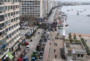 """Κινηματογραφική καταδίωξη στη Θεσσαλονίκη: """"Αστυνομικό θρίλερ"""" με παράνομους διακινητές μεταναστών (φώτο-βίντεο) - Κυρίως Φωτογραφία - Gallery - Video"""