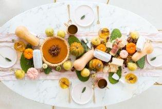 15 φθινοπωρινές ιδέες για να διακοσμήσετε το τραπέζι σας - Χρώματα και αρώματα της εποχής (Φωτό) - Κυρίως Φωτογραφία - Gallery - Video