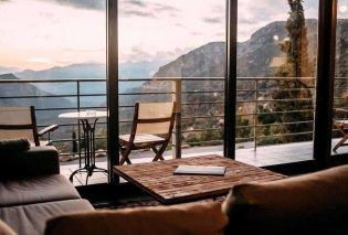 Domotel Anemolia Hotel: Στο πιο όμορφο σημείο της κοσμοπολίτικης Αράχωβας, με μοναδική θέα τις βουνοκορφές του Παρνασσού & την κοιλάδα των Δελφών - Κυρίως Φωτογραφία - Gallery - Video