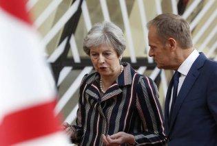 Σήμερα η μεγάλη σύνοδος κορυφής για το Brexit- Η δραματική έκκληση της Μέι - Στις Βρυξέλλες κι ο Τσίπρας - Κυρίως Φωτογραφία - Gallery - Video
