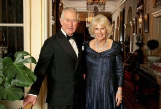 Μέγκαν, Κέιτ, Καμίλα με χλιδάτες τουαλέτες, μακρυά σκουλαρίκια με διαμάντια: Το πάρτι των 70ων γενεθλίων του Πρίγκιπα Καρόλου (Φώτο) - Κυρίως Φωτογραφία - Gallery - Video