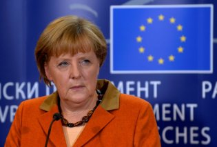 LIVE: Η Άνγκελα Μέρκελ παρουσιάζει το όραμά της για την Ε.Ε. στο Ευρωκοινοβούλιο - Κυρίως Φωτογραφία - Gallery - Video