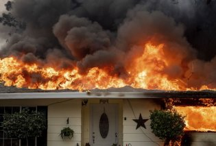 Καλιφόρνια: 44 νεκροί από τη φονικότερη πυρκαγιά στην ιστορία των ΗΠΑ (Βίντεο) - Κυρίως Φωτογραφία - Gallery - Video