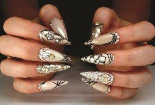 Φτιάξε μόνη σου ένα nail art με λουλούδια που εντυπωσιάζει - Δες τον τρόπο - Κυρίως Φωτογραφία - Gallery - Video