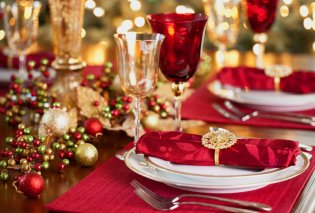 20 ιδέες για να διακοσμήσεις το Χριστουγεννιάτικο τραπέζι σου – Από κουκουνάρια μέχρι και φύλλα δέντρων αλλά και υπέροχα κεριά (φωτό) - Κυρίως Φωτογραφία - Gallery - Video