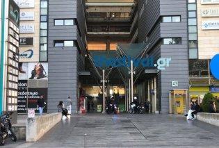 Αυτοκτονία σε εμπορικό κέντρο στην Θεσσαλονίκη: Άνδρας έπεσε από τον 5ο όροφο - Φώτο  - Κυρίως Φωτογραφία - Gallery - Video
