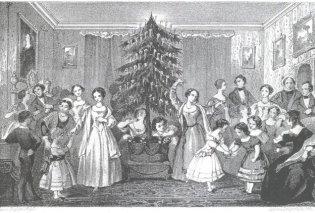 Vintage story: Ποιο ήταν το πρώτο Χριστουγεννιάτικο δέντρο που στολίστηκε στην Ελλάδα – Tι είπε ο Παπαρρηγόπουλος - Κυρίως Φωτογραφία - Gallery - Video