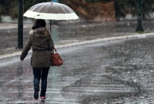 Καιρός: Αλλάζει το σκηνικό με τοπικές βροχές, καταιγίδες και 7 μποφόρ - Στους 21°C η θερμοκρασία (Βίντεο) - Κυρίως Φωτογραφία - Gallery - Video