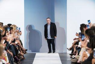 Οι πρώτες φώτο από την επίδειξη μόδας του Λάσκαρη Βαλαβάνη, σχεδιαστή των φορεμάτων της Μπέτυς Μπαζιάνα (βίντεο) - Κυρίως Φωτογραφία - Gallery - Video
