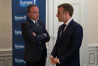 Ο Νίκος Αλιάγας πήρε αποκλειστική συνέντευξη από τον Γάλλο Πρόεδρο, Εμανουέλ Μακρόν (Φωτό & Βίντεο) - Κυρίως Φωτογραφία - Gallery - Video
