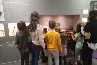 To eirinika στο Μουσείο Τηλεπικοινωνιών του Ομίλου ΟΤΕ: Τα παιδιά παίζουν και μαθαίνουν την ιστορία της τηλεφωνίας με virtual εφαρμογές (Φωτό) - Κυρίως Φωτογραφία - Gallery - Video