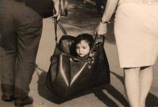 Εκπληκτική φωτογραφία: Η Αλεξάνδρα Πασχαλίδου όταν ήταν μικρή δεν είχε καρότσι— Τώρα μεγάλωσε και... (φωτό) - Κυρίως Φωτογραφία - Gallery - Video